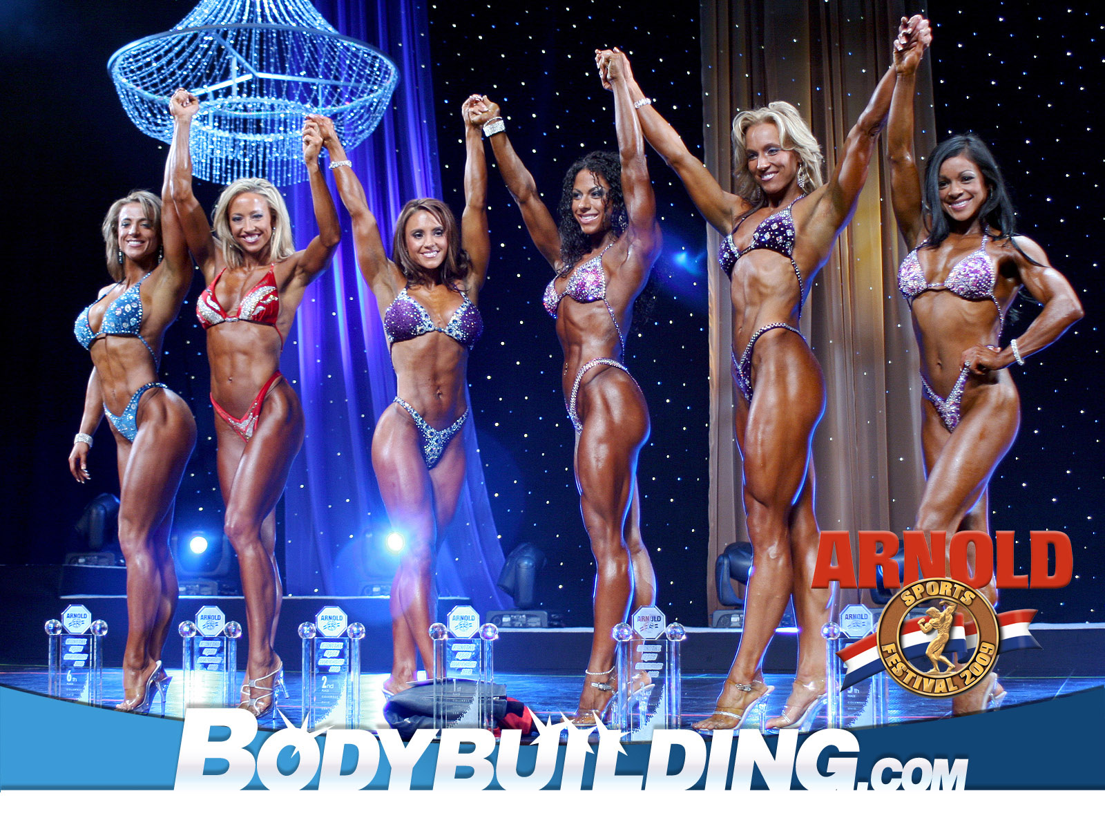 Arnold Classic Womens