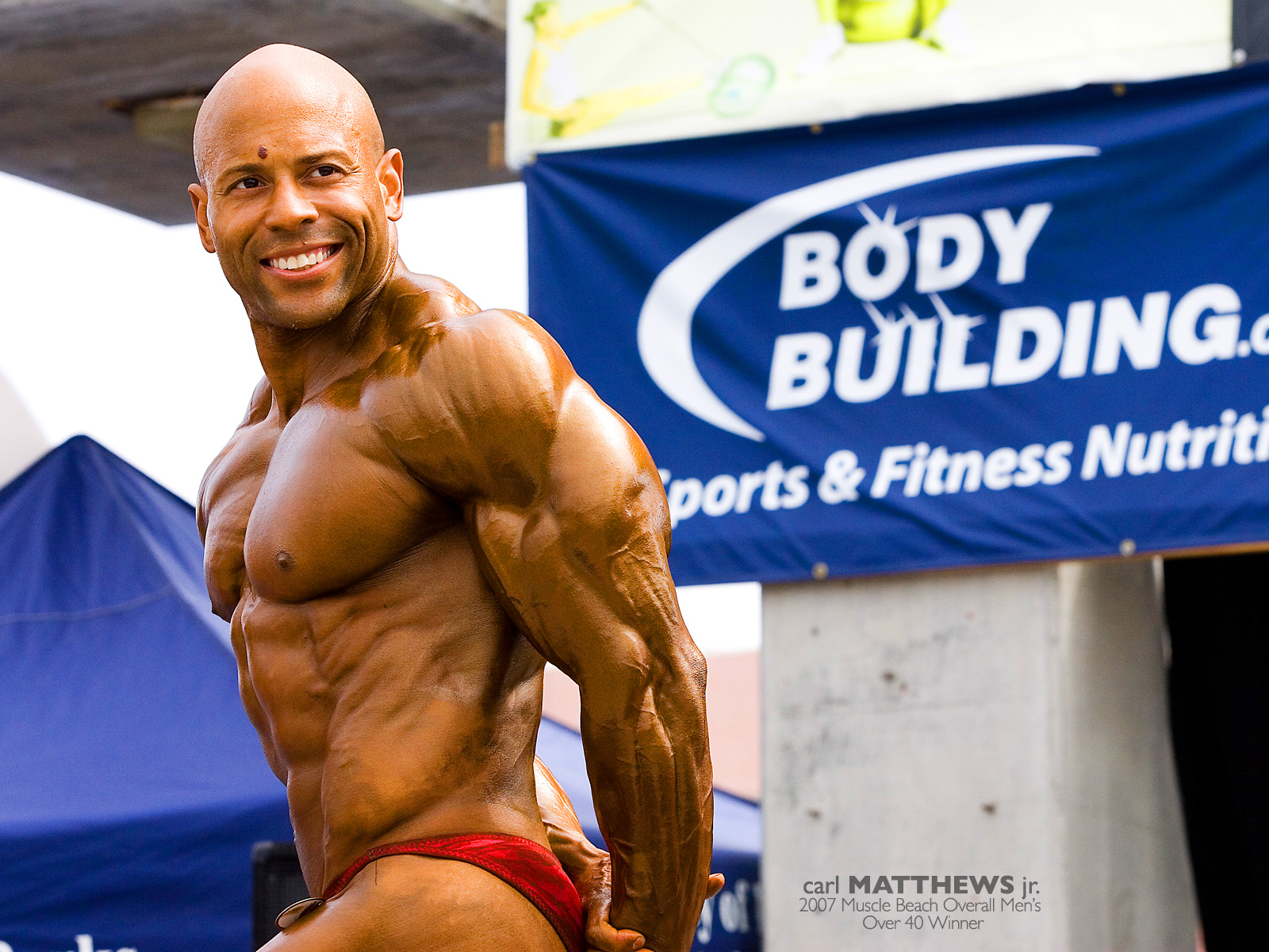 Muscle Beach Memorial Day CompetitionSunday and Pre-Judging